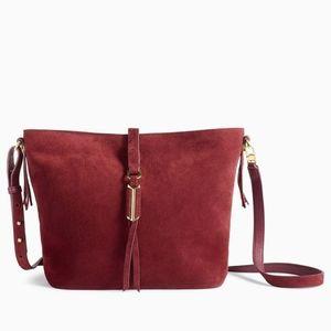 Suede Crossbody Covet 'Sunday Bag' by Stella & Dot